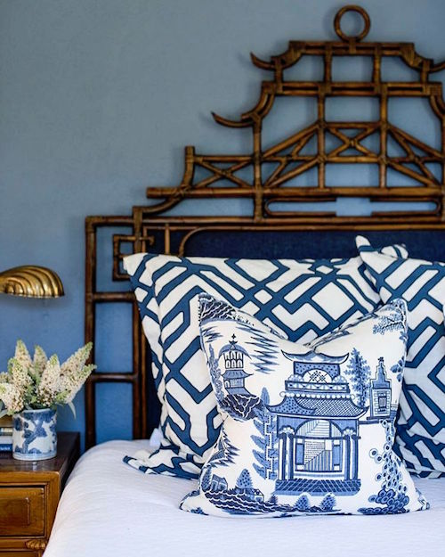 Asian Chinoiserie Style - Vintage Style Trends | The Thrifty Decorator