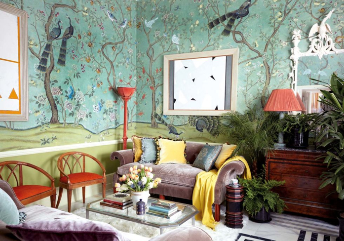 Chinoiserie Decorating - Vintage Style Trends | The Thrifty Decorator